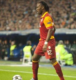 Didier Drogba planteja retirar-se el 2018 (ANGEL RIVAS)