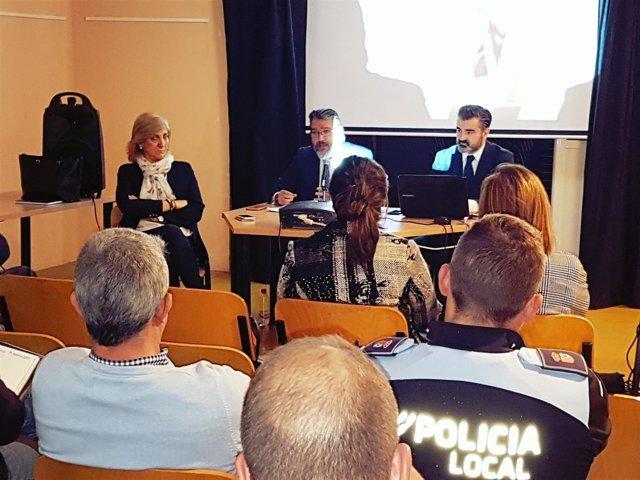 Nota De Prensa Del Ayuntamiento De Brunete: La Policía Local De Brunete, Primera