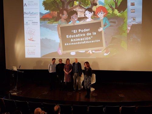Academia cine película The Cubby House Project