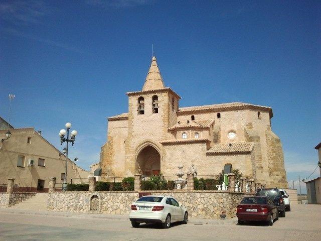 Església de Villanueva de Sijena (Osca)