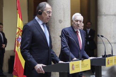"""Rússia atribueix acusacions de la seva presumpta ingerència a Catalunya als """"problemes interns no resolts"""" d'Espanya (Europa Press)"""