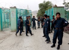 Almenys cinc morts en un atemptat al nord-oest de Kabul (MOHAMMAD ISMAIL)