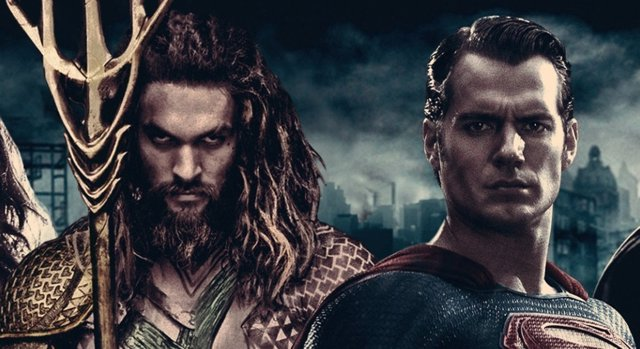 Aquaman y Superman