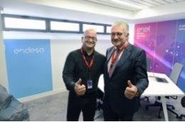 El consejero delegado de Endesa, José Bogas, inaugura el Enel Innovation Hub