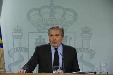 """Méndez de Vigo estudia amb """"diligència i deteniment"""" la petició judicial de retornar a Aragó les obres de Sijena (EUROPA PRESS)"""
