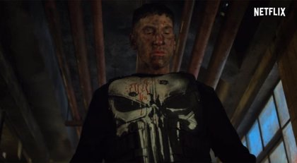 The Punisher, la serie más sangrienta de Marvel, llega a Netflix