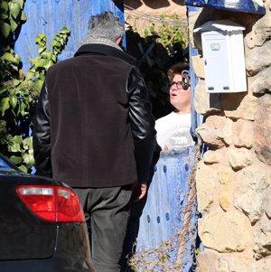 Lucía Bosé continúa con su encierro