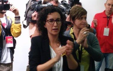 """Rovira (ERC) diu que el Govern espanyol va amenaçar amb """"morts al carrer"""" després de l'1-O (EUROPA PRESS)"""