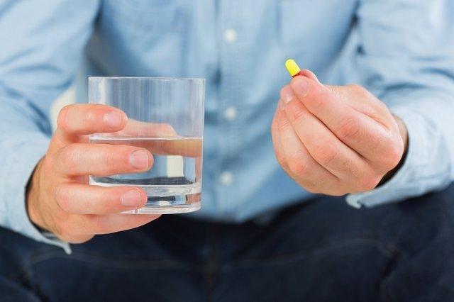 Antibióticos, pastillas