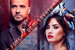 ¿Otro 'Despacito'? Fonsi estrena nuevo single junto a Demi Lovato, 'Échame la culpa'