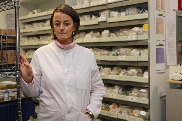 Isabel Fontán, farmacéutica hospitalaria