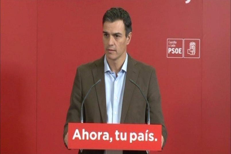 Vídeo: Sánchez reitera el compromiso político entre PSC y PSOE