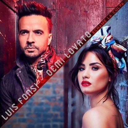 Luis Fonsi estrena nuevo single (y vídeo) con Demi Lovato: Échame la culpa (UNIVERSAL MUSIC)