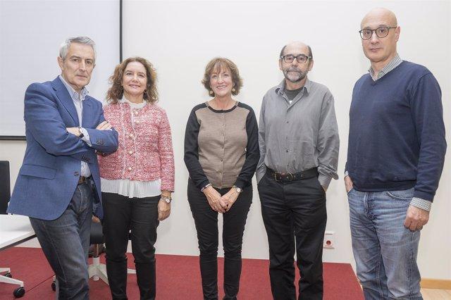 17Nov18 - 13:00.- Biblioteca Central De Cantabria. La Directora General De Cultu