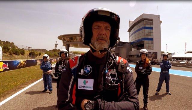 El MotoGP Medical Team de Quirónsalud atendió a más de 100 pilotos del Mundial