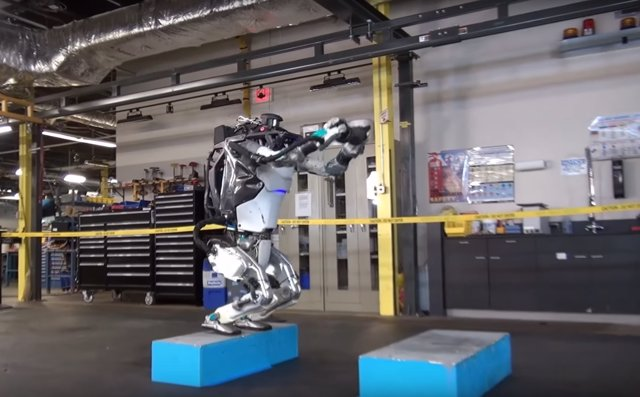 Robot humanoide Atlas