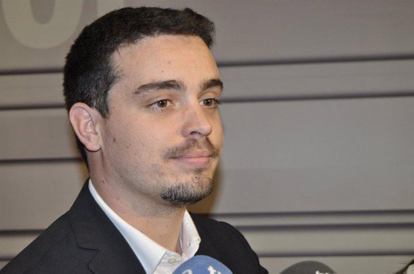 """Villagrasa (PSOE) dice que los congresos provinciales servirán de """"revulsivo"""" y """"compromiso"""" con el Gobierno de Aragón"""