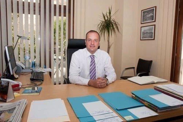 Antoni Deudero, portavoz del PP en el Ayuntamiento de Puigpunyent
