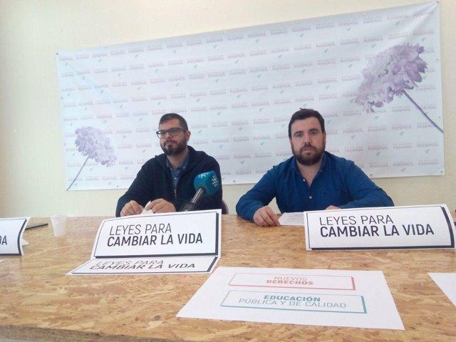 Gil y Serrato (Podemos)