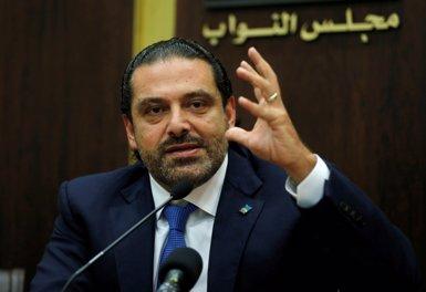 La Presidència del Líban confirma que Hariri estarà de tornada al Líban dimecres que ve (REUTERS / MOHAMED AZAKIR)