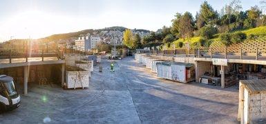 La metròpolis de Barcelona reivindica la reutilització de residus i l'ús dels Punts Verds (AMB)