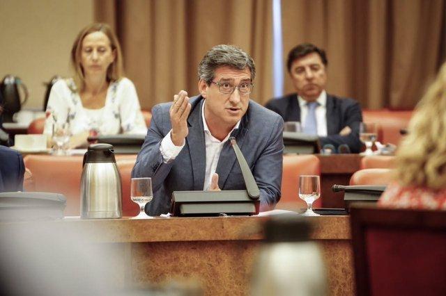 Nacho Prendes, diputado de Ciudadanos