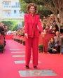 Sophia Loren ya luce su estrella en el Paseo de La Fama de Almería