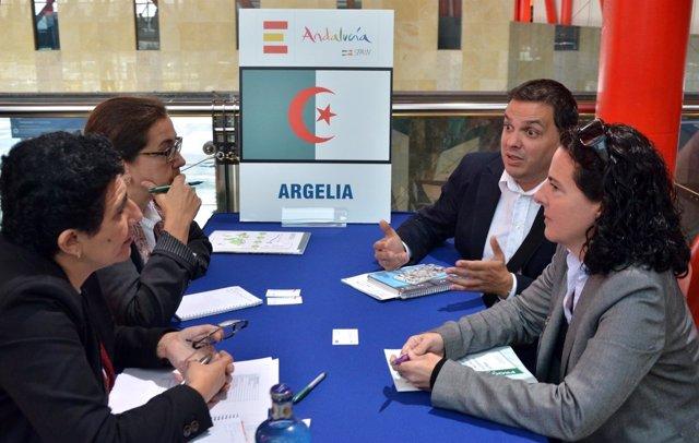 Foto Y Nota De Prensa: Casi 60 Países Participarán Esta Semana En Imex Andalucía
