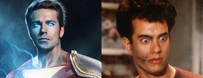 Shazam! será como Tom Hanks en Big... con superpoderes (BOSSLOGIC/FOX)
