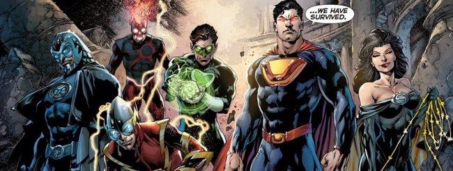 10 oscuras versiones de Liga de la Justicia (DC)