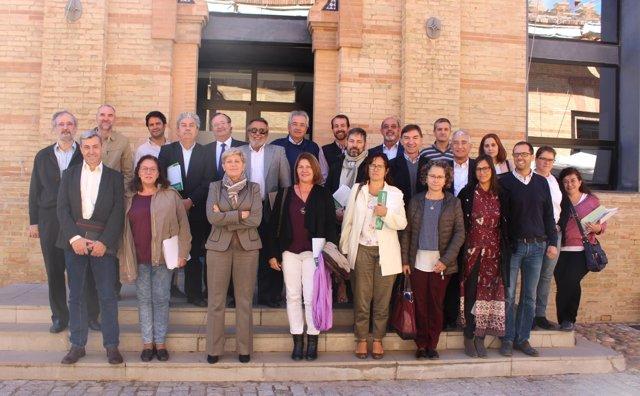 Comité para impulsar la mejora de la actividad acuícola en Andalucía
