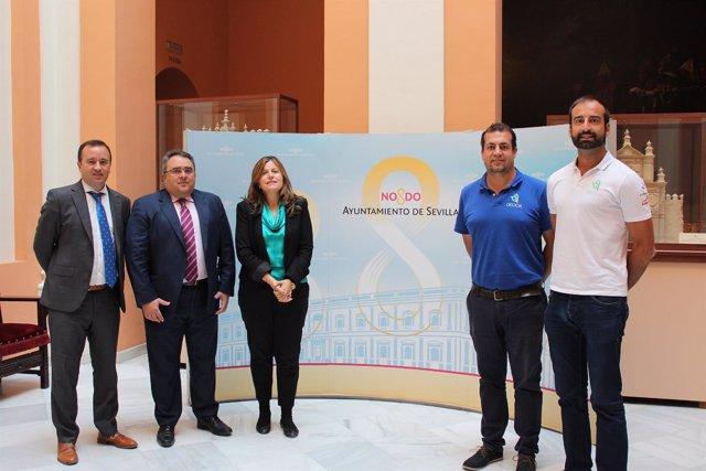 Sevilla participa en el proyecto 'Mi ciudad inteligente'