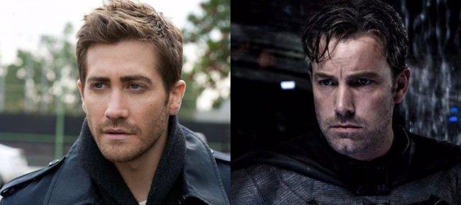 ¿Sustituirá Jake Gyllenghaal a Ben Affleck en The Batman? (WARNER)