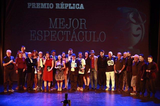 Premio Réplica 2017