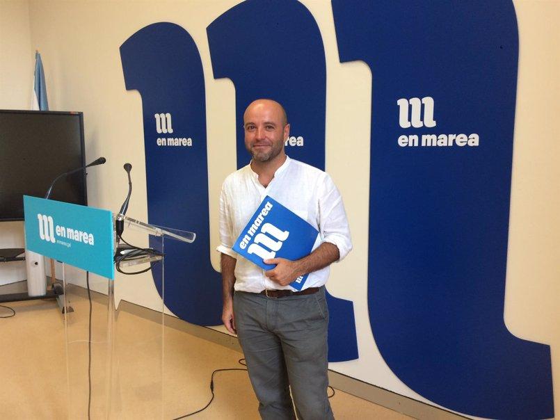 """Villares dice que las diferencias en En Marea """"no son significativas"""" y defiende su """"sintonía"""" con los alcaldes"""