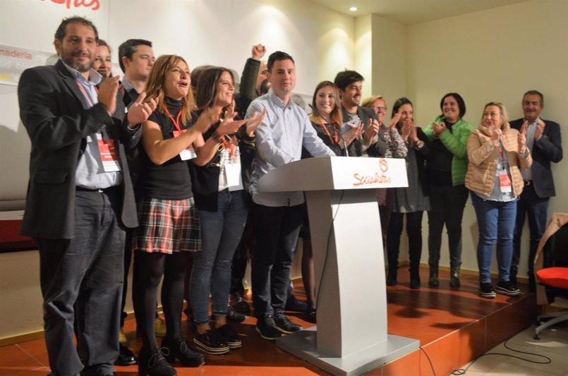 Javier Alfonso Cendón, elegido secretario del PSOE de León