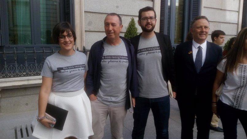 Compromís anuncia que también votará en contra del Cupo vasco en el Congreso