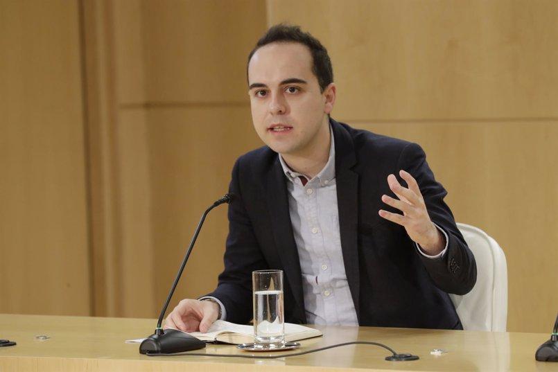 """Calvo carga contra el modelo de ciudad """"agotado"""" que encontró Ahora Madrid y con decisiones tomadas """"en despachos"""""""