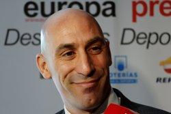 Luis Rubiales renuncia a l'AFE