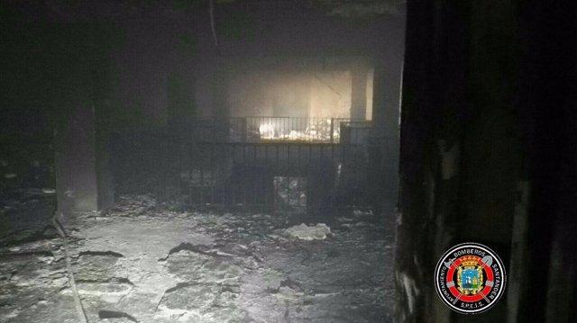 Controlado el incendio en el museo de bellas artes de - No mas 902 santander ...