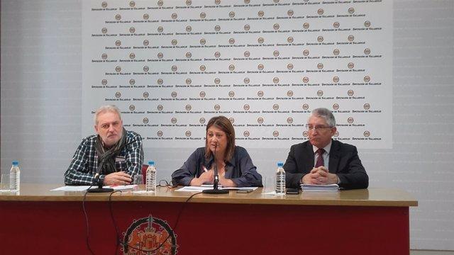 El Grupo Provincial Socialista presenta las enmiendas a los Presupuestos
