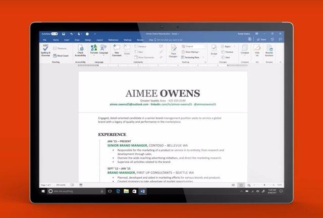 Resumeix Assistant per a Microsoft Word