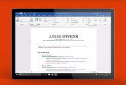 Microsoft Word incorpora una funció per elaborar currículums des de LinkedIn basant-se en la intel·ligència artificial (MICROSOFT)
