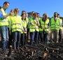 Foto: El Gobierno destinará un millón a reforestar la zona del incendio de Doñana