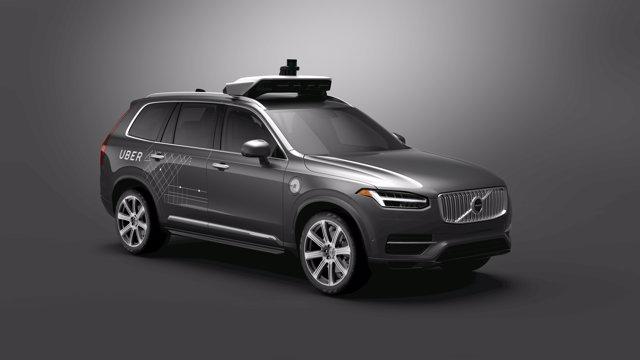 Acuerdo entre Volvo Cars y Uber