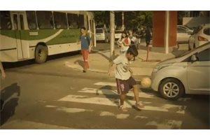 El adolescente paraguayo que ha pasado de pedir limosna en la calle a jugar en un equipo profesional