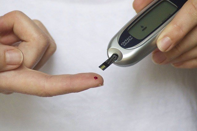 Diabetes, insulina