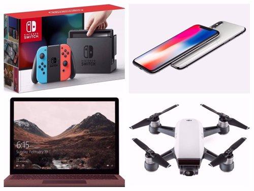 Gadgets del año para TIME