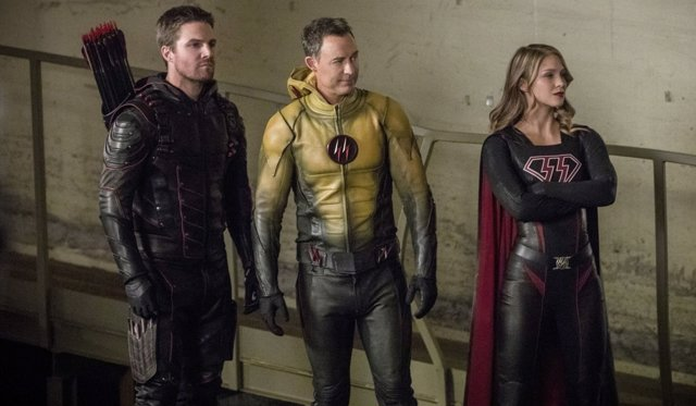 Arrow, The Flash, Legends of Tomorrow y Supergirl