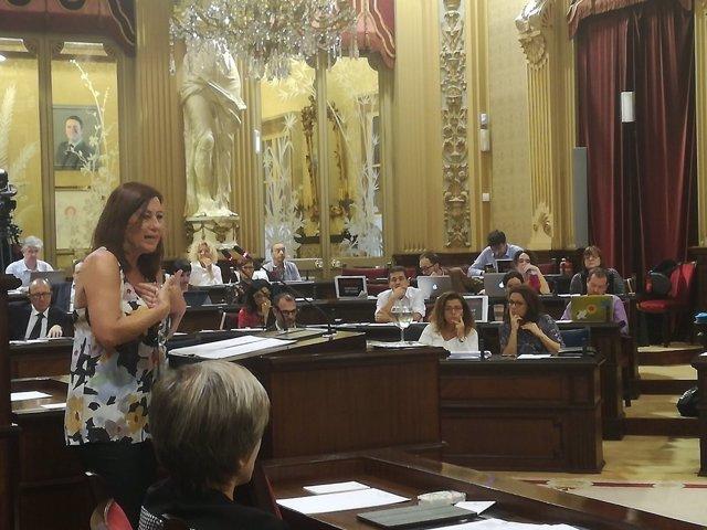 Armengol reitera su apoyo a Barceló y resalta los 'estándares de ética' de su Govern